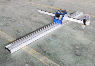 Mifteya kişandina CNC plasmma ji bo plana stainless / steel / cooper