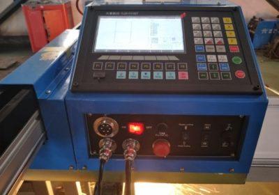 Gantry metal aluminum sheet cnc plasma flame cutting machine
