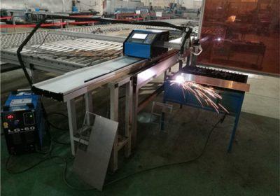 Top quality plasma JX-2040 cnc cutter&metal cutting machine